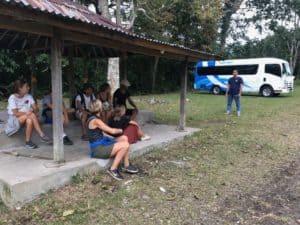 voyage en famille minibus bali