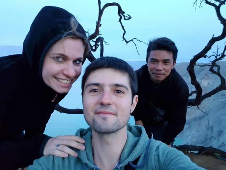 voyage java couple avis client volcan