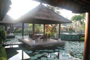 hôtel romantique bali indonésie