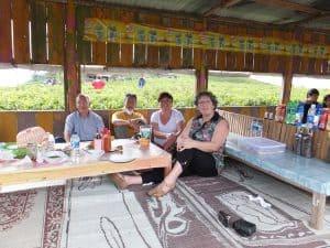 warung indonésien pause déjeuner bali