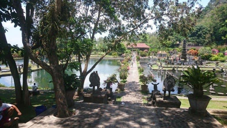Water Palace Tirtagangga Bali