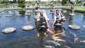 palace sur l'eau bali