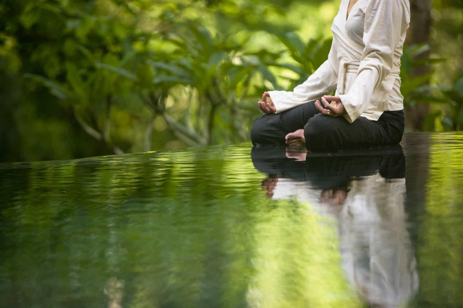 yoga bali relaxation méditation ayurveda